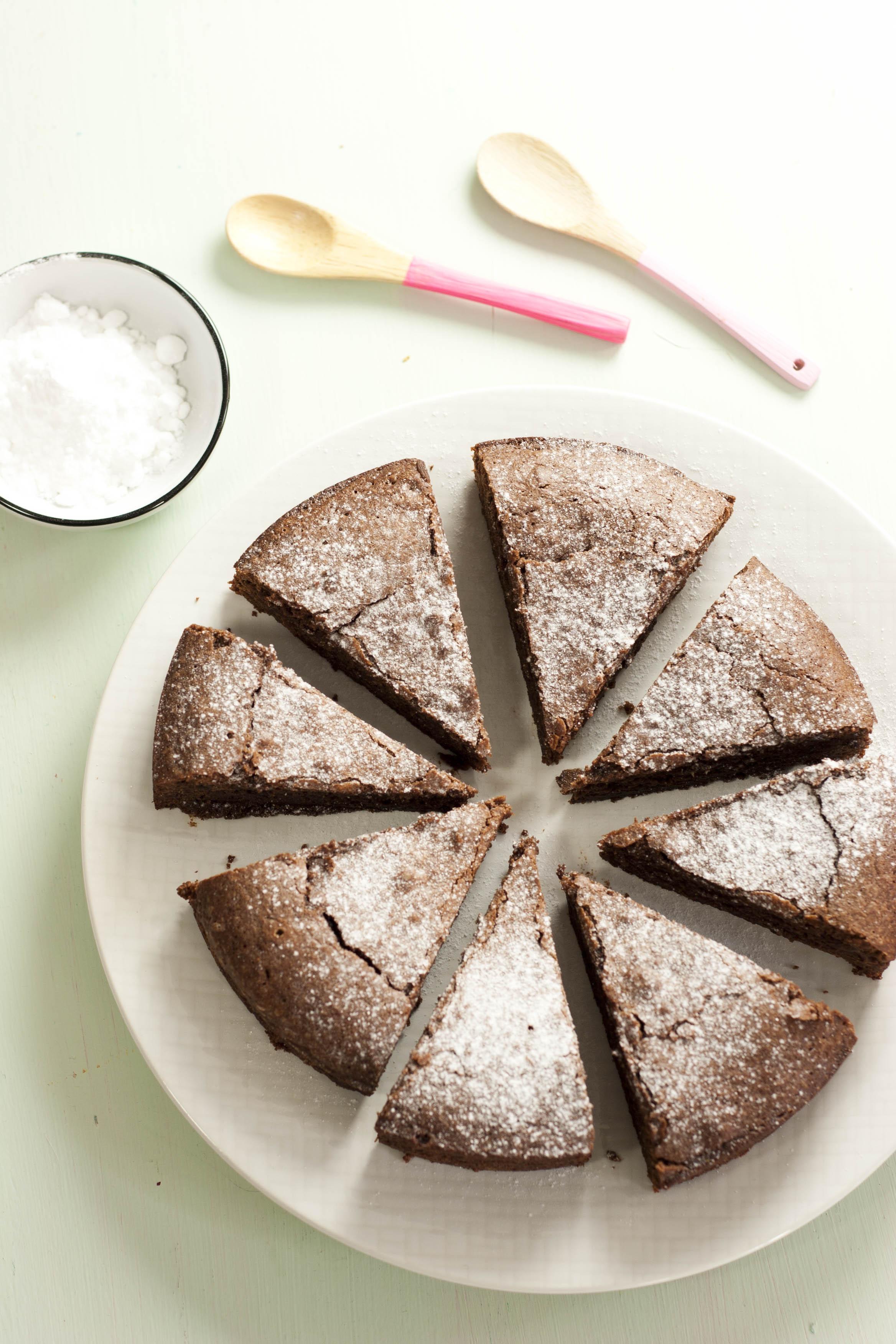 Emilie laraison g teau au chocolat sans gluten - Gateau au chocolat sans four ...