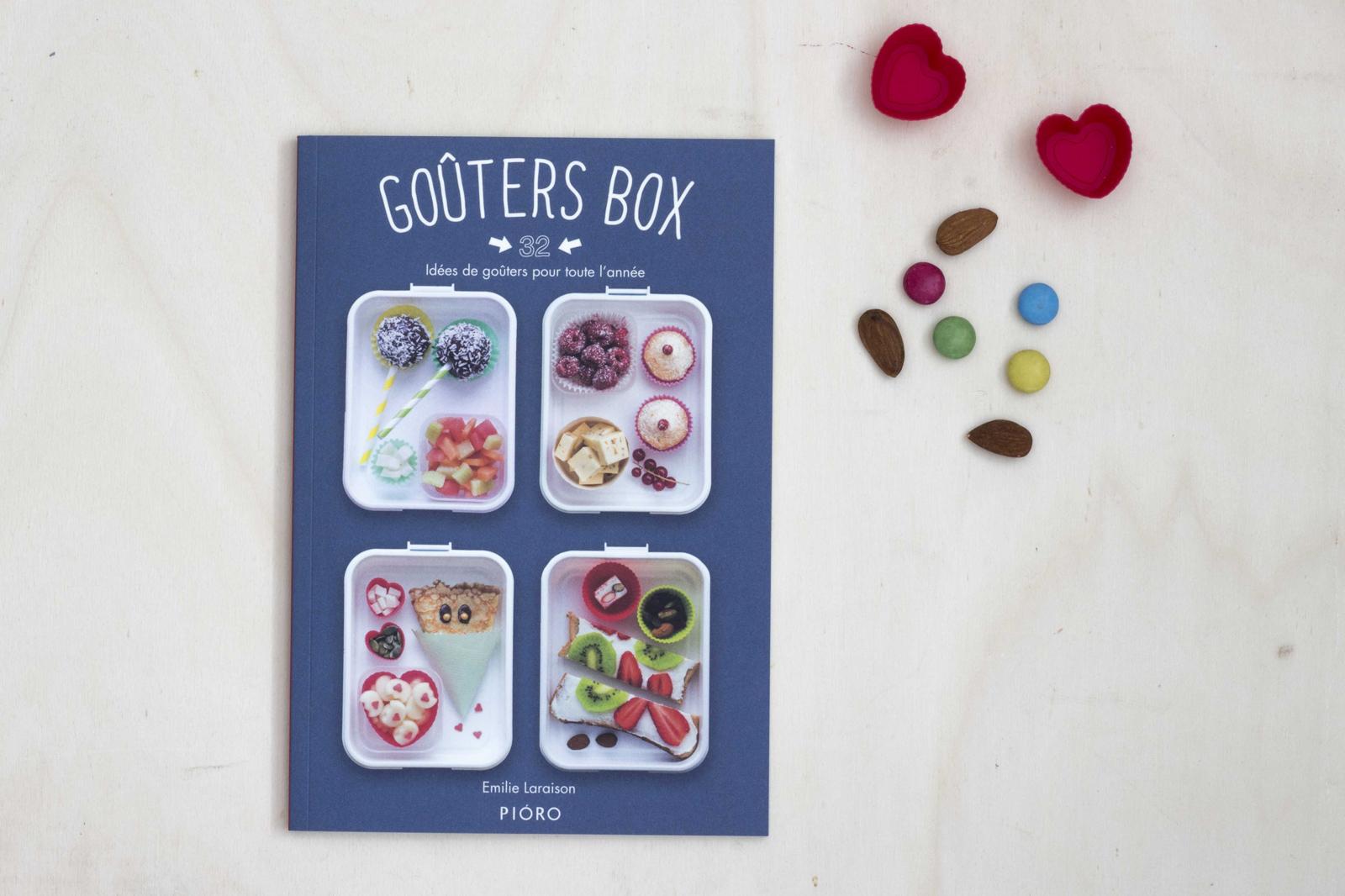 Livre Gouters Box