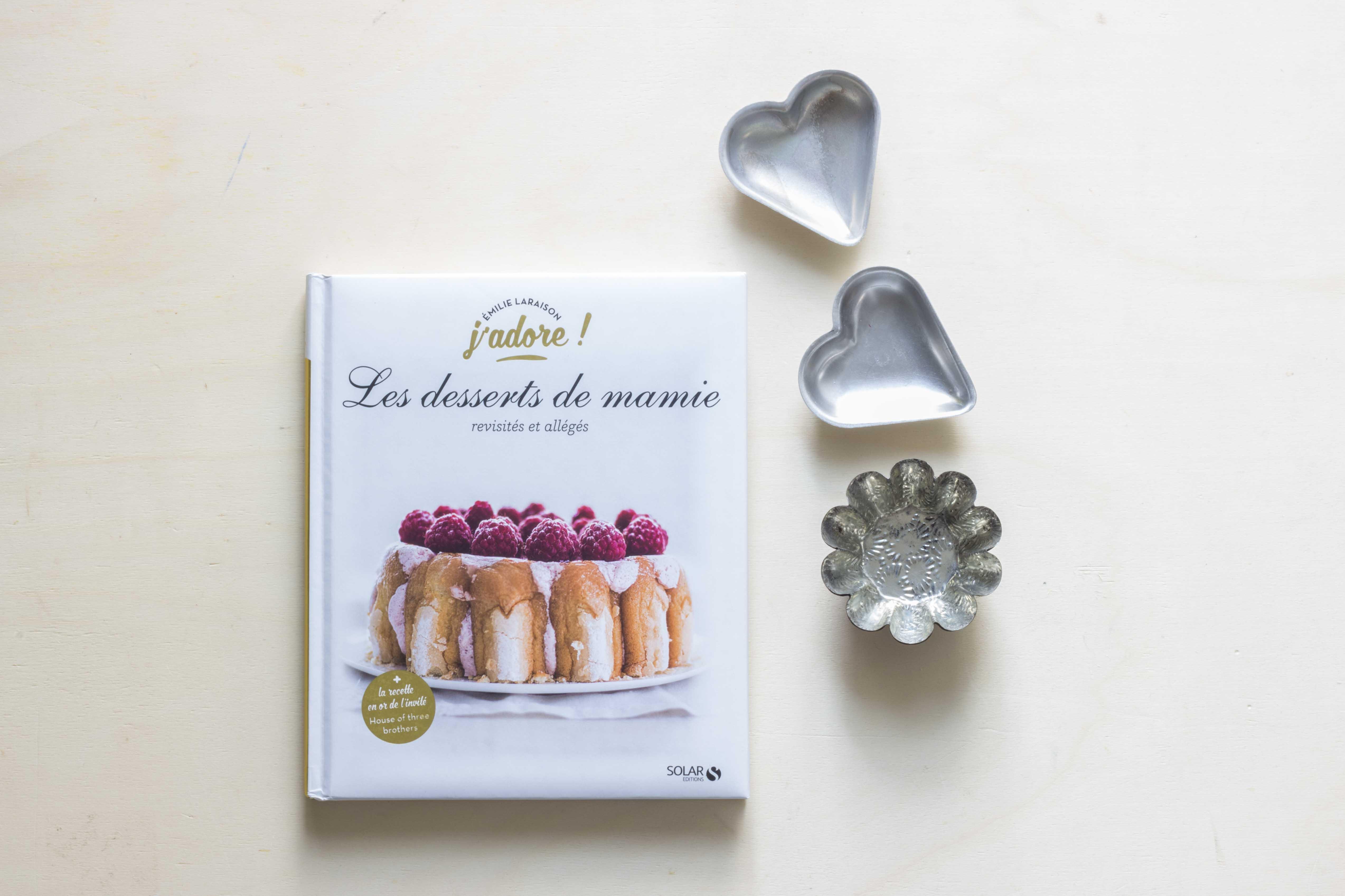 photo livres Desserts de mamie