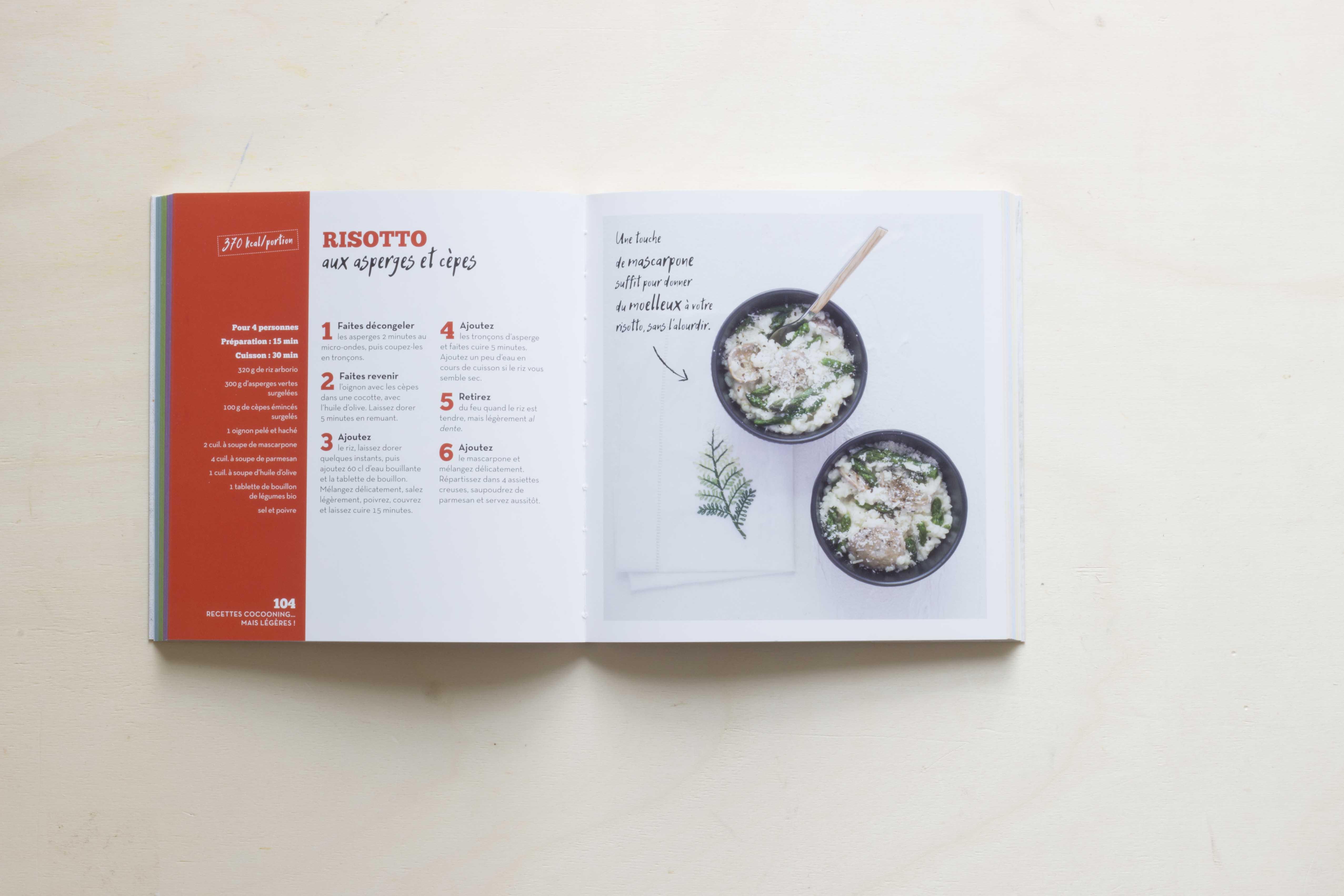 photo livres intérieur cuisine minceur