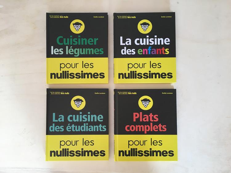La Cuisine Pour Les Nullissimes | Emilie Laraison La Cuisine Pour Les Nullissimes Petits Formats